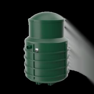Septische tank - septische put